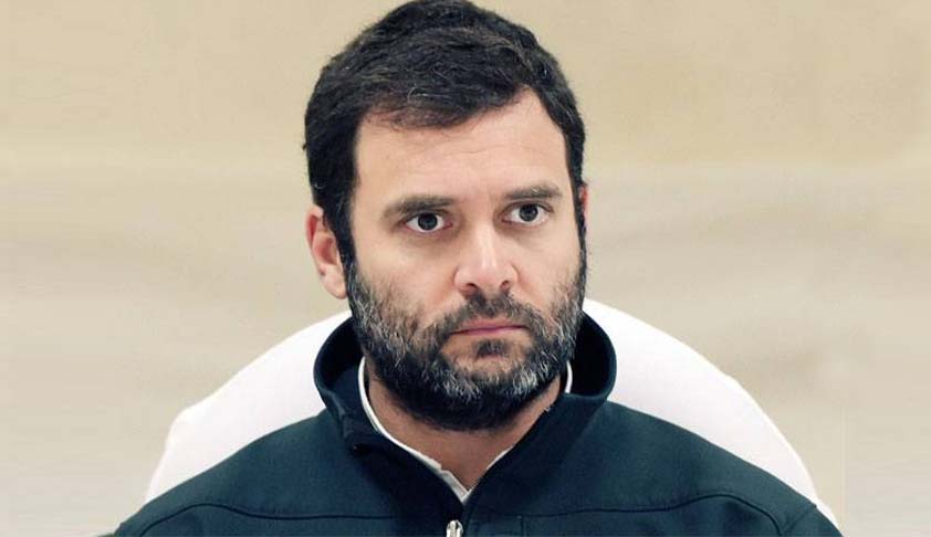 Did not blame RSS as an Institution for Gandhi Assassination: Rahul to SC