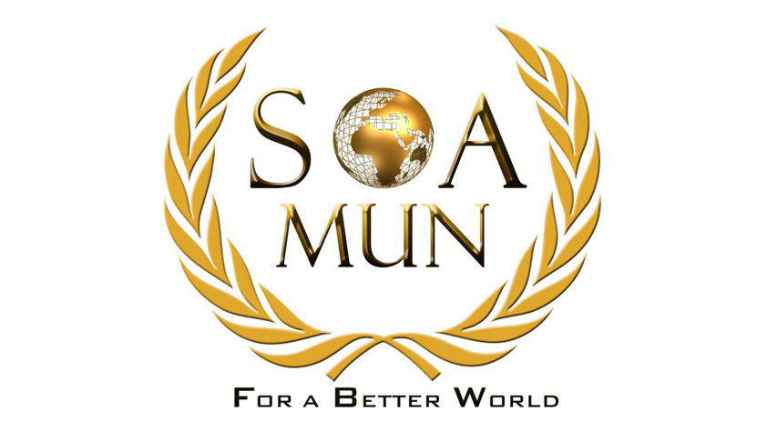 SOA University: 2nd edition,Model United Nation