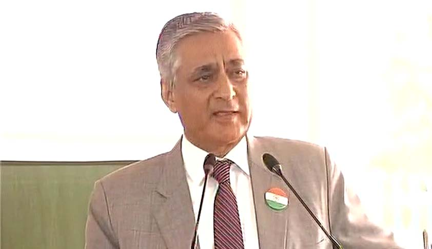 Chief Justice Thakur lashes out at PM Modi