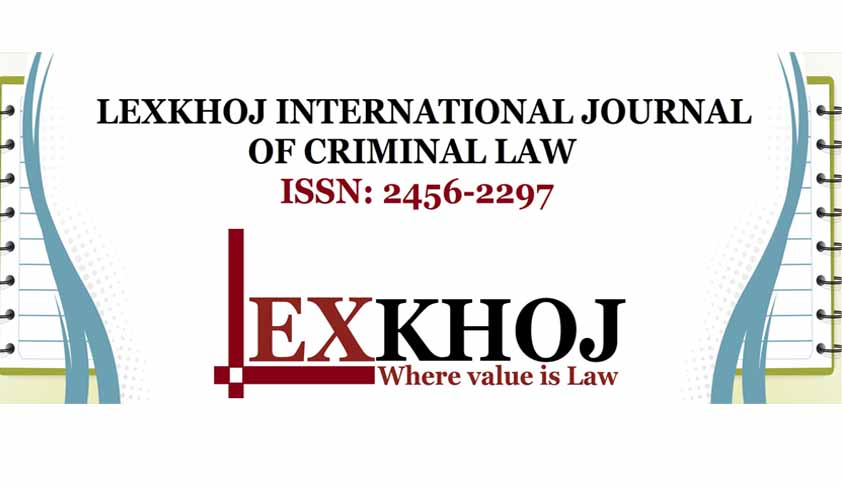 Call for Papers- Lexkhoj Research Journal of law and Socio-economic issues