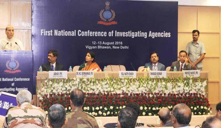1st National Conference of Investigating Agencies starts at New Delhi