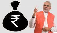 BLack Money - Narendra Modi