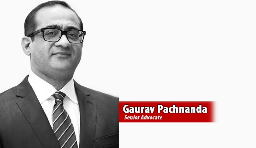 Senior Advocate Gaurav Pachnanda Joins UK Fountain Court Chambers As Overseas Associate