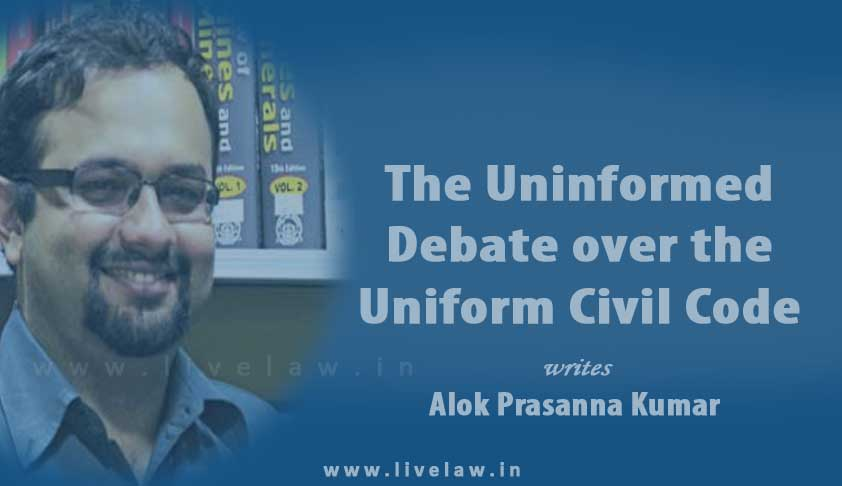 The Uninformed Debate Over The Uniform Civil Code