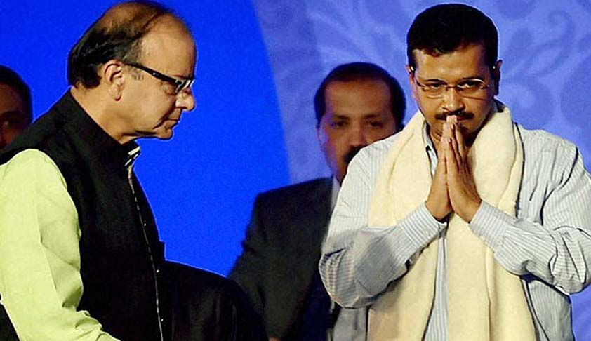 SC Dismisses Kejriwal's Plea To Stay Criminal Defamation Case Filed By Jaitley