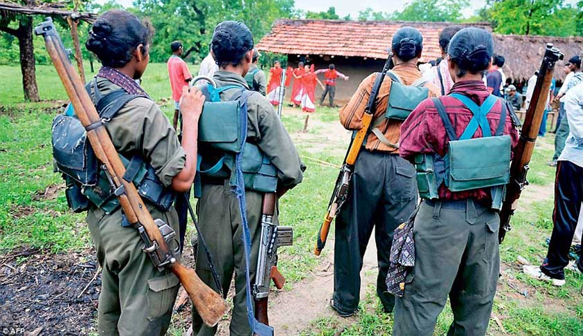 """Chattisgarh Government's Policy To Facilitate """"Surrender"""" Of Suspected Maoists Under Challenge"""