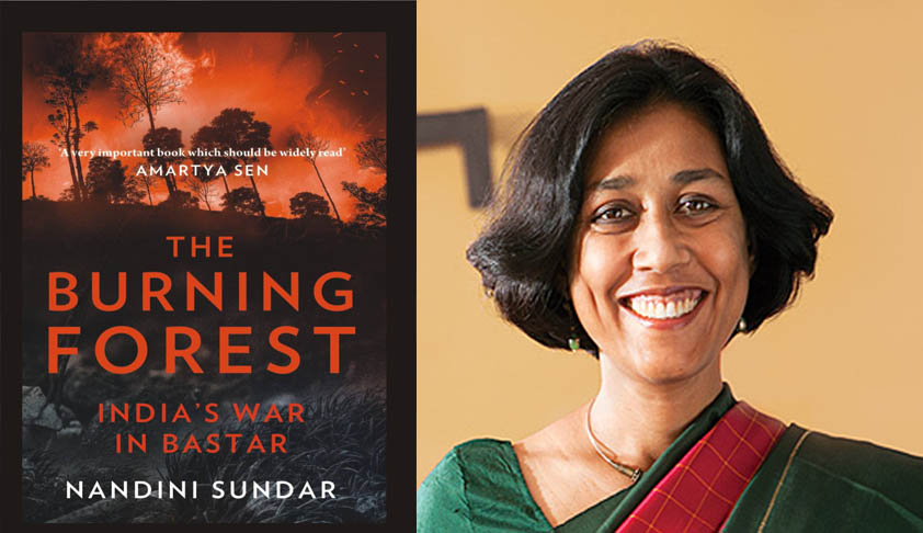 """Judiciary Is Hampered In Applying Contempt Powers, When It Comes To Government"", Says Author And Academic, Nandini Sundar"