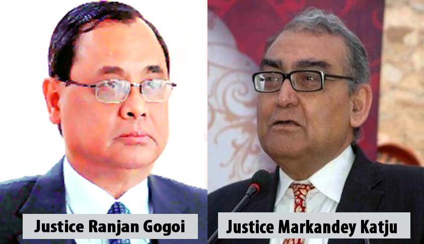 #Saumya case: SC Dismisses Review Petitions: Issues Contempt Notice To Justice Katju Amidst An Ugly spat Between Him And Justice Gogoi [Read Orders]