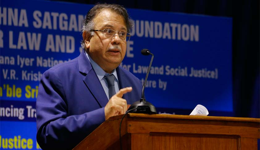 Appointment Of Judges: Balancing Transparency, Accountability And Independence [Full Text Of Justice VR Krishna Iyer Memorial Lecture 2016 By Justice AP Shah]