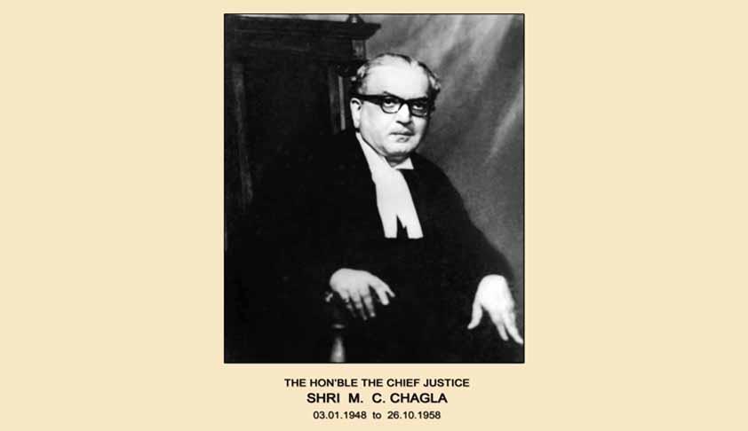Struggle At The Bar: Remembering M.C. Chagla