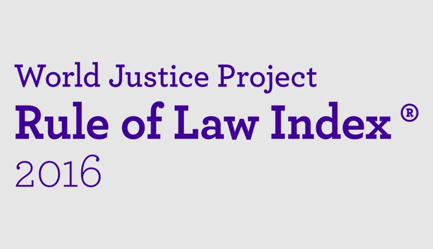 India's Struggles To Remain Afloat In Rule Of Law Index [Read Report]