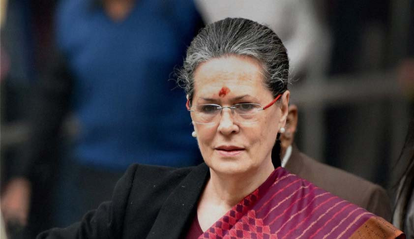 SC Defers Hearing On Plea Against Sonia Gandhi [Read Order]