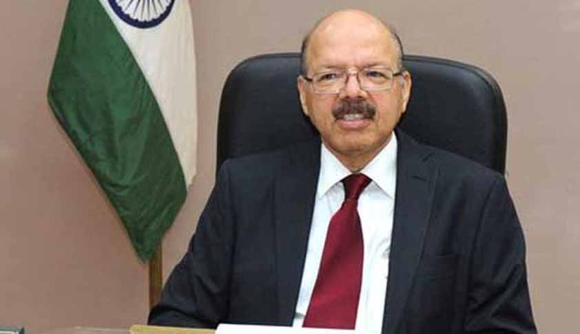 """""""States Withdraw Election Cases Because Of Political Pressure Without Election Commission's Consent"""", Says Chief Election Commissioner, Dr.Nasim Zaidi"""