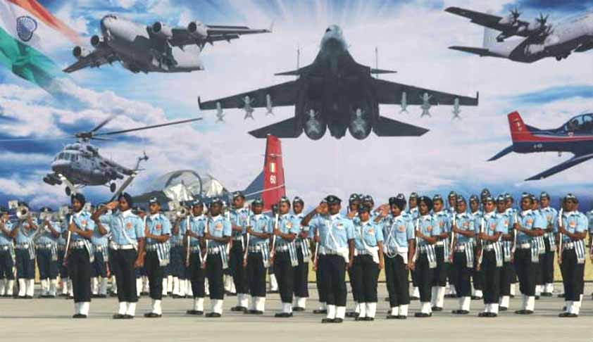 Muslim IAF Personnel Can