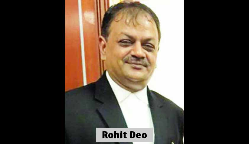 BCI strike: AG Rohit Deo Resigns As Maharashtra Bar Council Chairman
