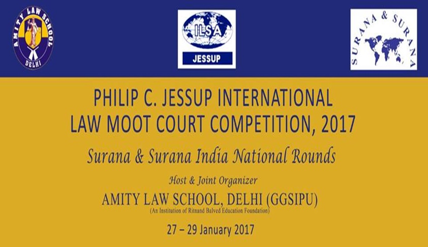 58th Philip C. Jessup International Moot Court Competition, India National Rounds 2017
