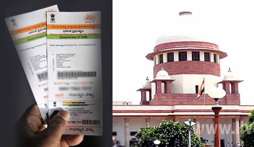 Breaking: SC Extends Deadline for Mandatory Linkage Of Aadhaar With Bank Accounts And Mobile Till The Disposal Of Aadhaar Cases [Read Order]