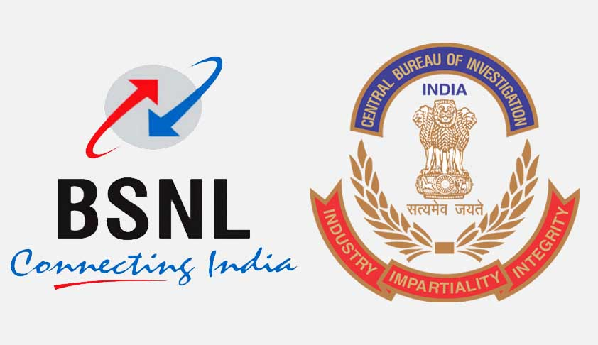 Probe Sought Into BSNL's 'Illegal Payment': Delhi HC Issues Notice To CBI [Read Petition]