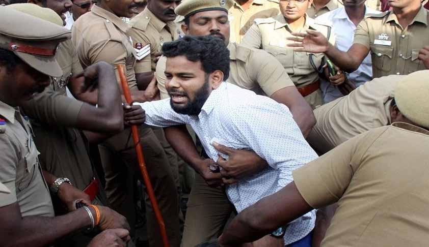 Plea In NHRC Seeking Intervention Into Police Action On Jallikattu Protesters [Read Petition]