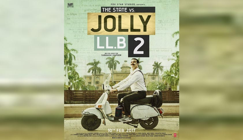 Bombay HC Orders 4 Cuts In The Movie Jolly LLB 2 [Read Order]