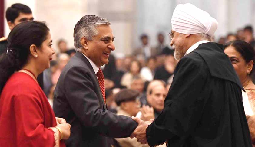 The Interesting, Witty Moments At CJI Thakur's Farewell