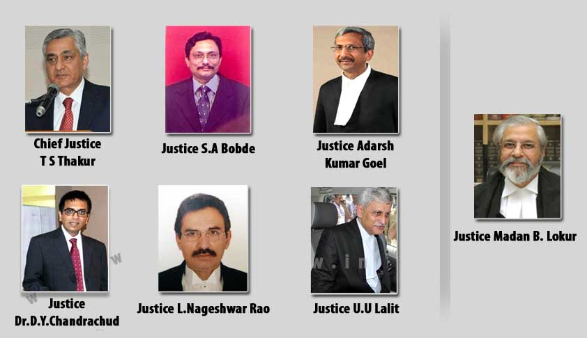Placing Ordinance before Legislature Mandatory; Re-promulgation Fraud On Constitution: SC 7 Judge Bench [Read Judgment]