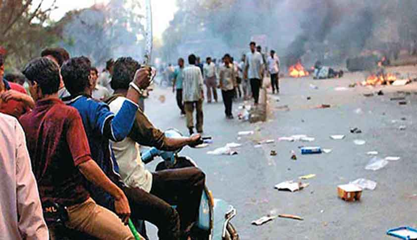 Gujarat Riot Victim