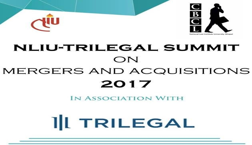 NLIU - Trilegal Summit on Mergers and Acquisitions