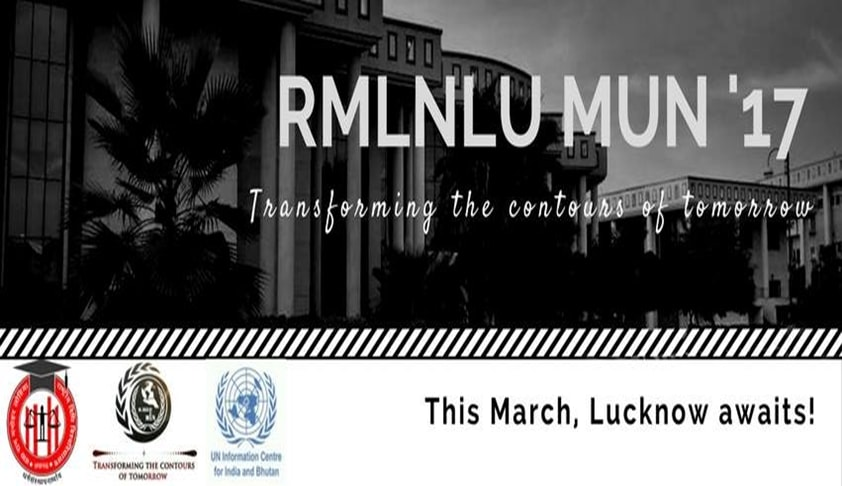 IInd RMLNLU Model United Nations Conference