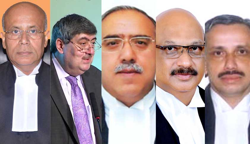With Five New Judges, Is SC's Profile Set To Change?