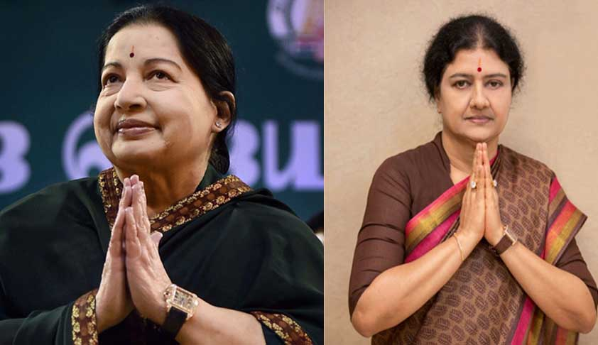 SC Declines Urgent Hearing On Fresh PIL Against Sasikala [Read Petition]