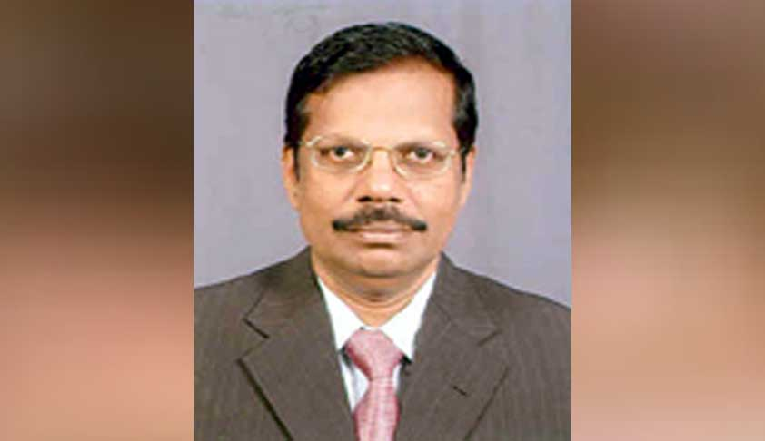 Madras Bar Association Seeks Elevation Of Justice N. Paul Vasanthakumar To SC