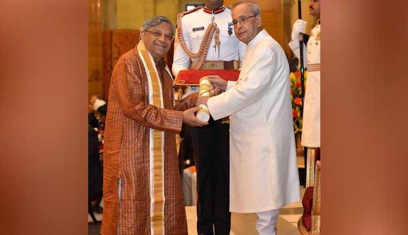 Senior Advocate MN Krishnamani Passes Away