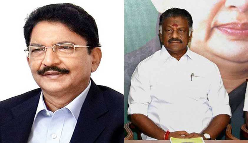 Did Tamil Nadu Acting Governor Err in Accepting O. Paneerselvam's resignation?