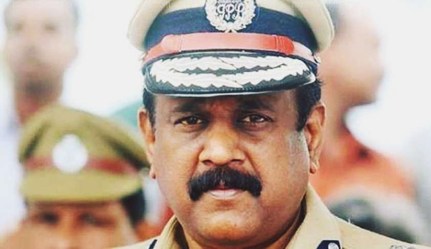 Kerala's Ex-DGP TP Senkumar Moves SC Against Removal From Post