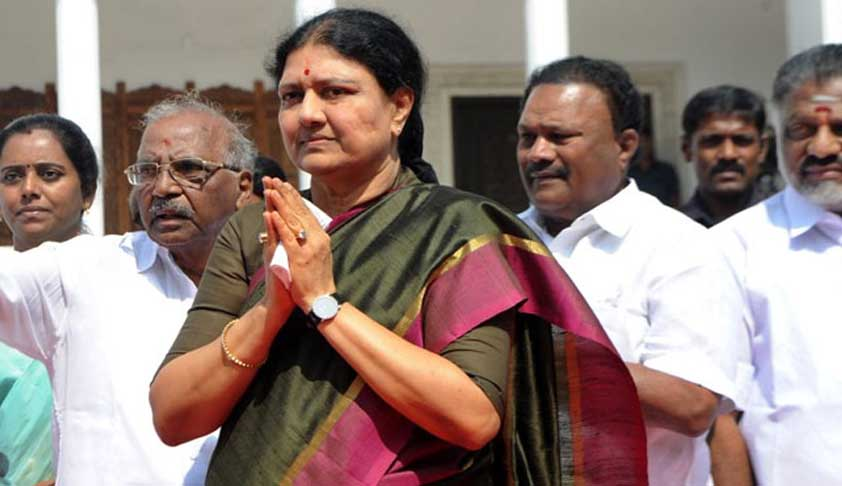 Surrender Immediately: SC to Sasikala