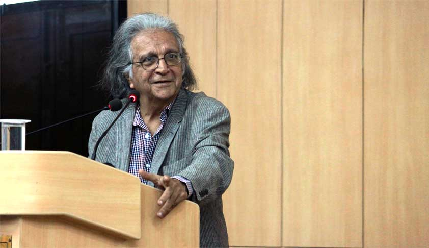 Every Activist Judge In India Is A Linear Descendant Of Jaiprakash Narayan: Prof. Upendra Baxi [Video]