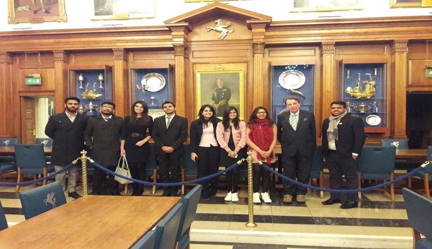 INBAs 2nd Academic Tour: Student Delegation to United Kingdom