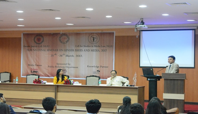 Post Event Update: NLIU Second National Seminar on Gender Issues and Media 2017