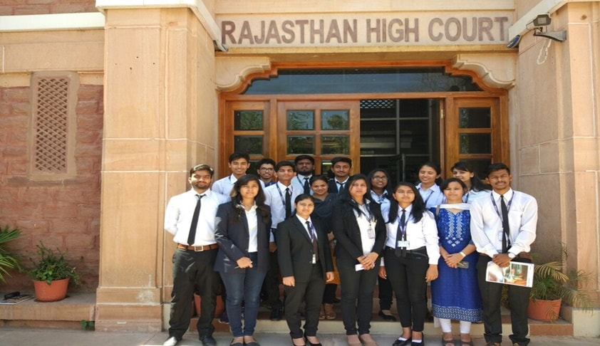 High Court Visit by the Students of School of Law, RNB Global University