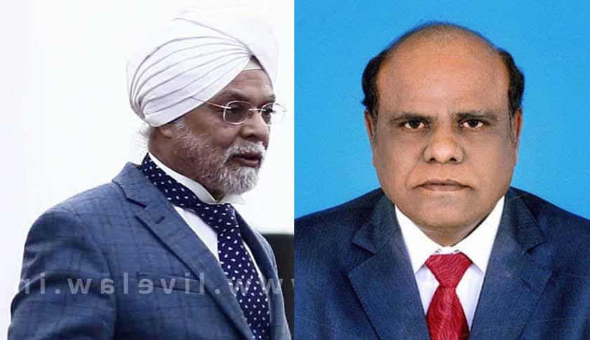 Calcutta HC Judge C S Karnan Demands Rs 14 Crore Compensation From SC Judges