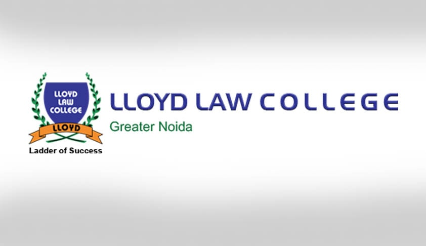 Llyod Law College's IHL Summer School [16th-22nd June]