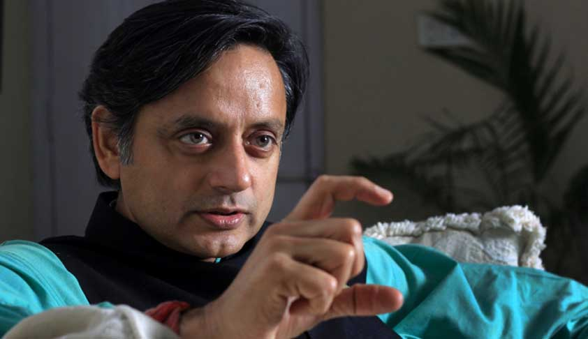 Congress MP Shashi Tharoor Introduces Anti-Discrimination And Equality Bill In Lok Sabha [Read The Bill]