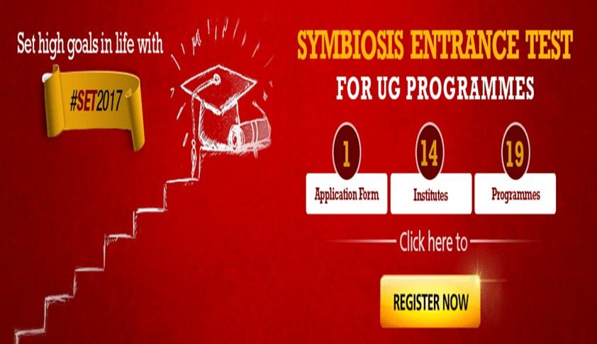 Symbiosis Law School, Pune: Admission Notification 2017