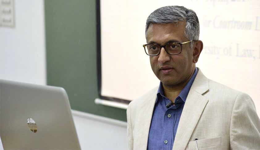 Extradition Litigation: Sr. Advocate Dayan Krishnan At NALSAR [Video]