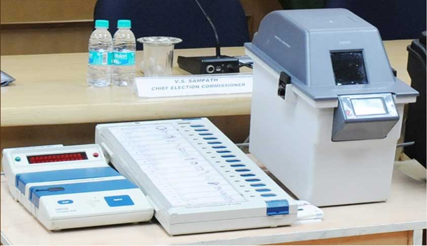 "SC Agrees To Hear Plea For Restricting Physical Inspection Of EVMs Only By ""Authorised Engineers"" [Read Petition]"