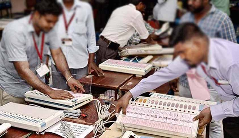 Cluster Counting Of Votes: SC Seeks EC's Reply, Even As Centre Cites Risk Of Outflow Of Data From EVM