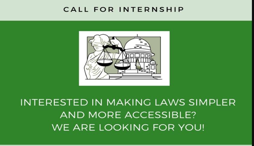 Internship Opportunity at Nyaaya