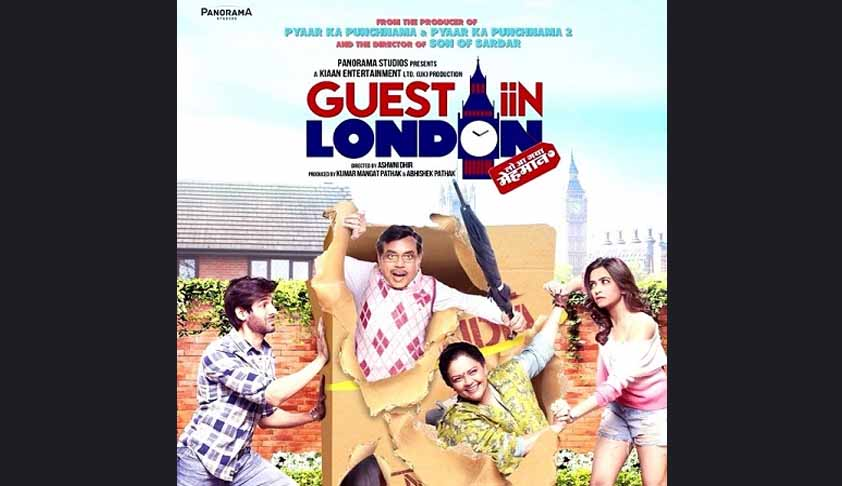 Warner Brothers Moves Bombay HC Seeking Injunction Against Makers Of Movie Guest In London [Read Order]