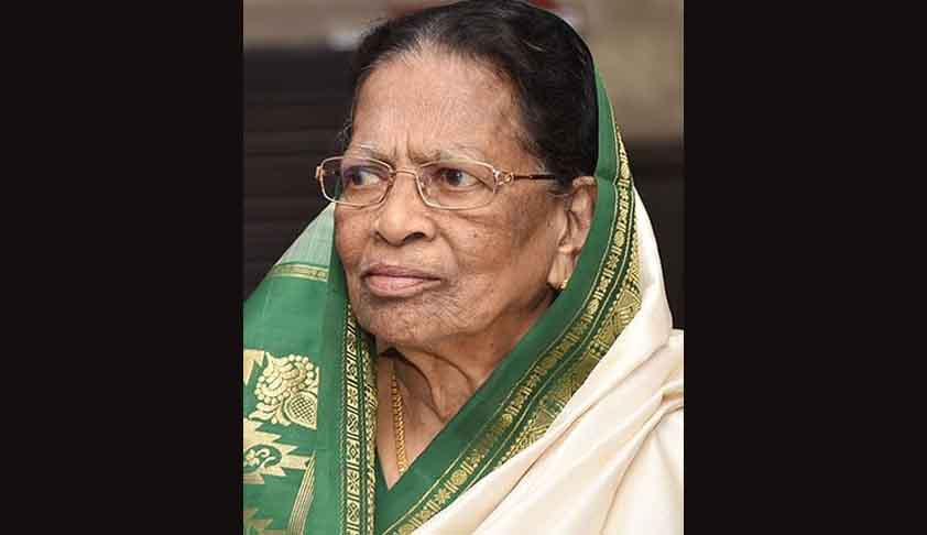 India's First Female Supreme Court Judge, Justice Fathima Beevi, Turns 90